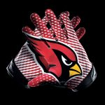 Arizona-Cardinals gloves NFL