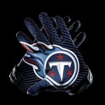Titans Tennessee gloves NFL
