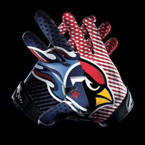 Titans Cards gloves mix NFL