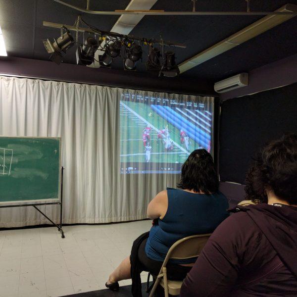Clinique pour parents et amis Football 101