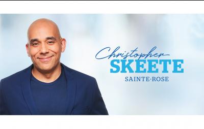Christopher Skeete, Député de Ste-Rose