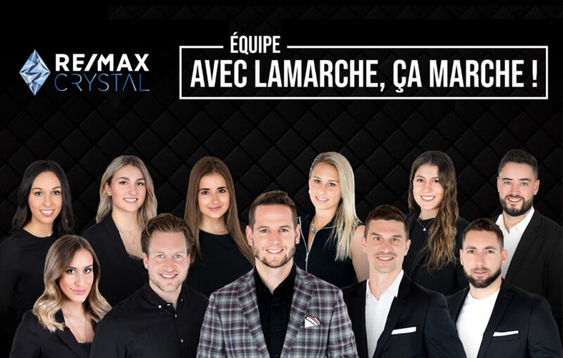 Philippe Lamarche, agent immobilier Remax